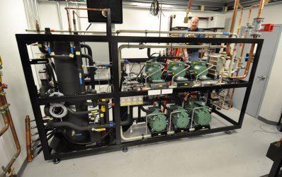 HillPhoenix Advansor CO2 display case refrigeration systems
