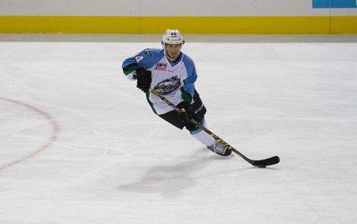 Ice Rink Refrigeration Alaska Aces Skater