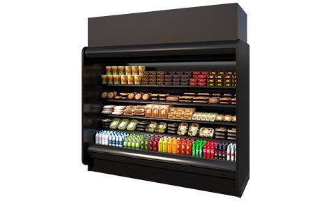 ON5DMX SFC-Medium-Temperature Open Multi-Deck