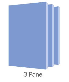 Clarity Door 3 Pane
