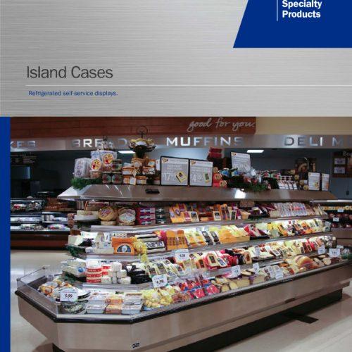 Island Display Cases