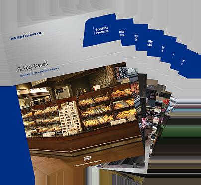 Specialty Case Brochures