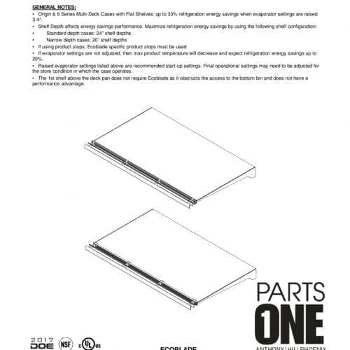 Ecoblade Retrofit Parts One