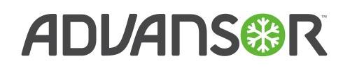 Advansor CO2 Booster System Logo