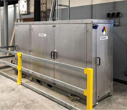 AdvansorFlex CO2 Booster Refrigeration Systems