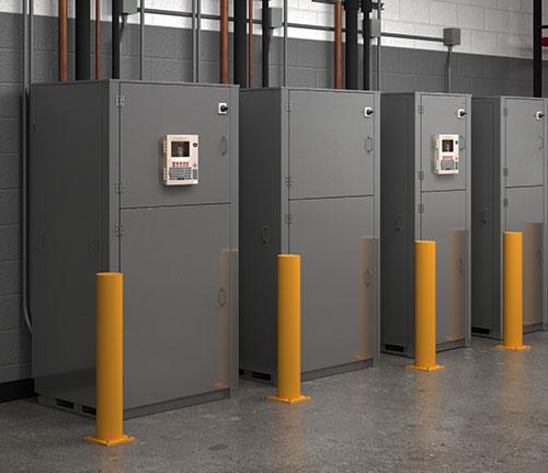 InviroPak Distributed Refrigeration System