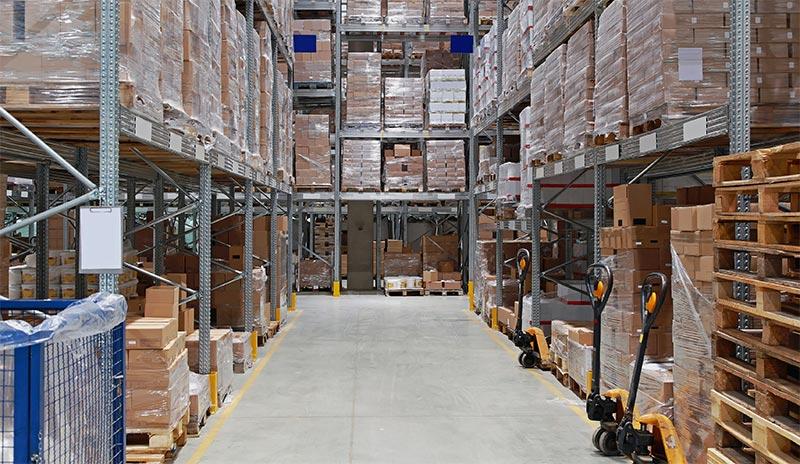 Ammonia refrigerant cold storage applications